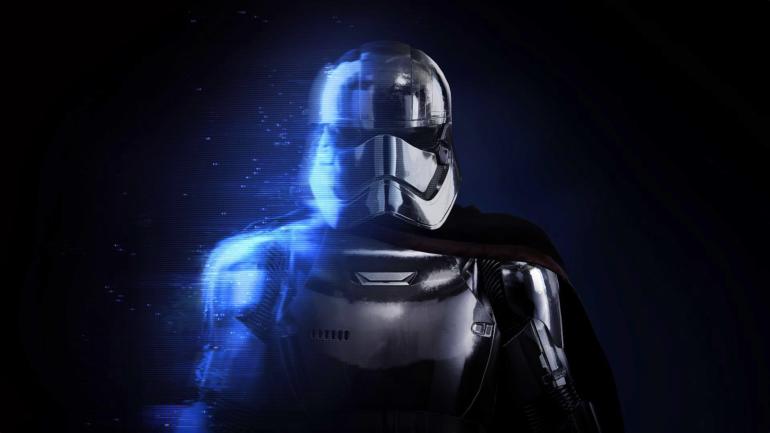 Star Wars Battlefront II Phasma