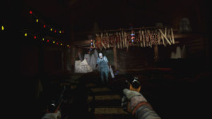 PS Plus Until Dawn Rush of Blood