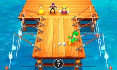 Mario Party: The Top 100 cheep cheep hourra