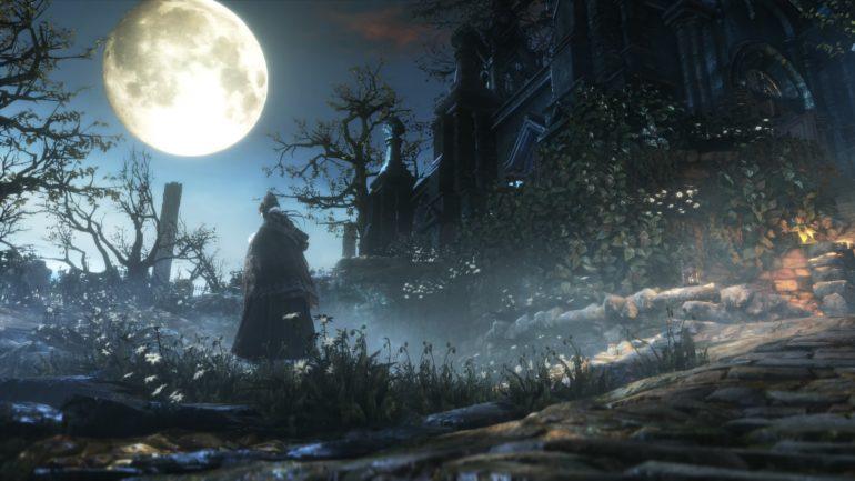 game awards fromsoftware - bloodborne illustration
