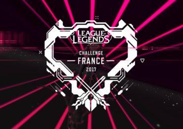 Challenge France 2017 League of Legends