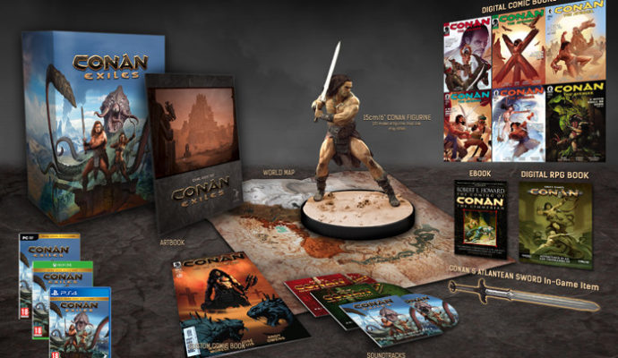 Conan Exiles Collector