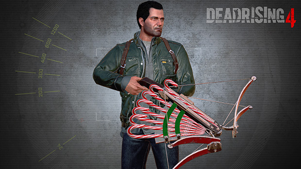 Dead Rising 4: Frank's Big Package Arme combo