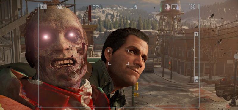 Dead Rising 4: Frank's Big Package – Frank West + Zombie