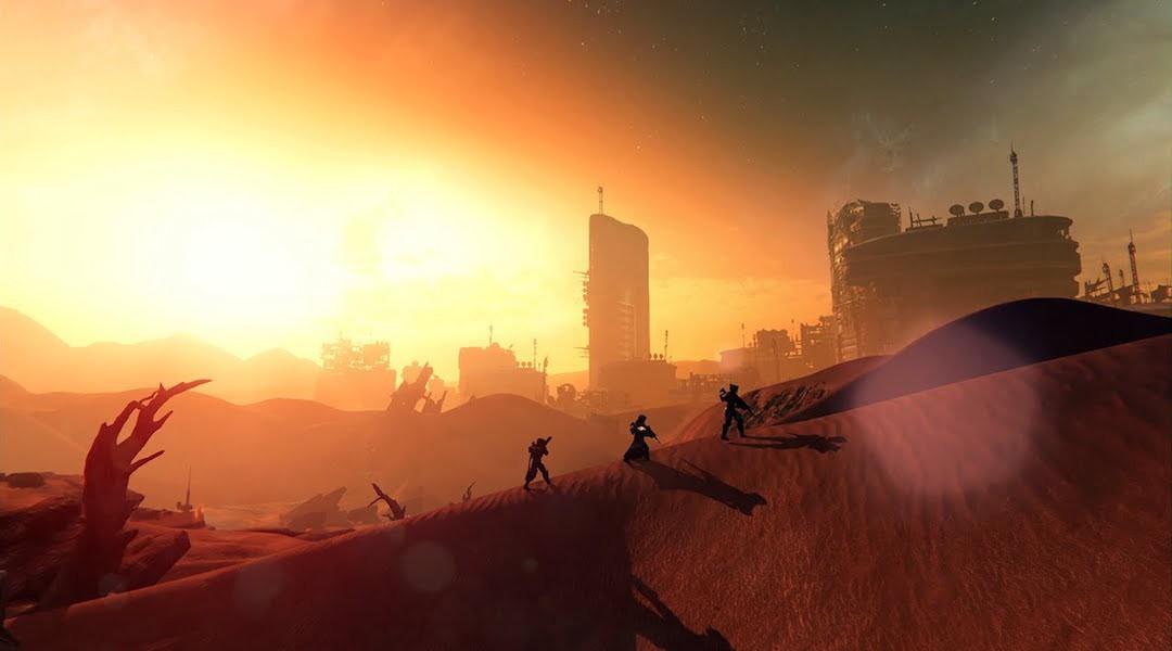 Destiny 2 rumeur mars