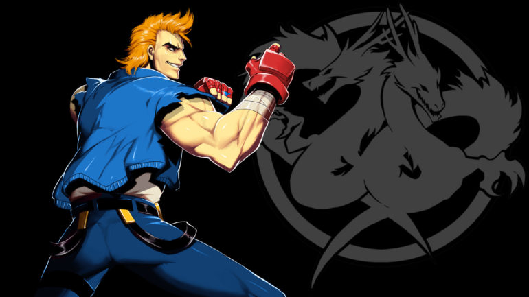 Double Dragon IV Billy Lee