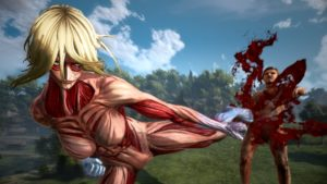 Attack on Titan 2 Titan féminin