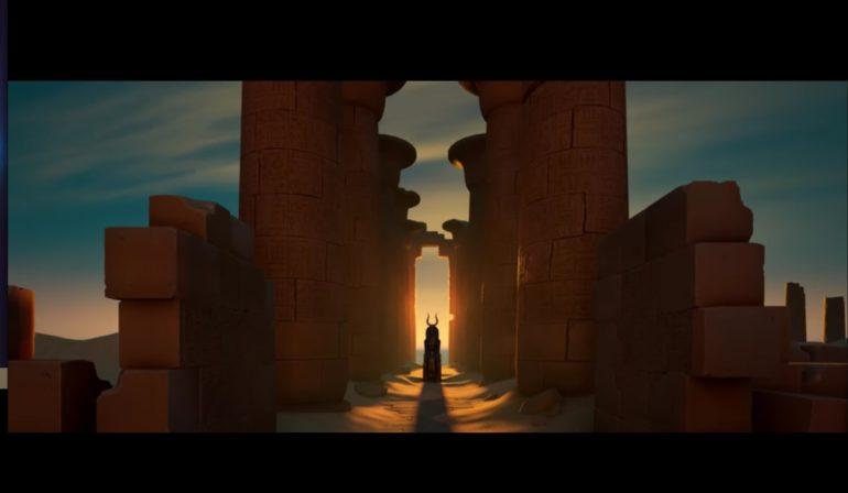 In the Valley of Gods Egypte