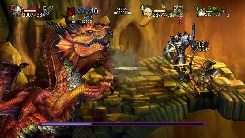 Dragon's Crown Pro Gameplay