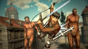 Attack on Titan 2 Marlo