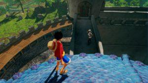 One Piece: World Seeker Luffy's creed