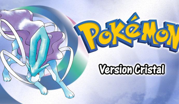 Pokémon Version Cristal Logo