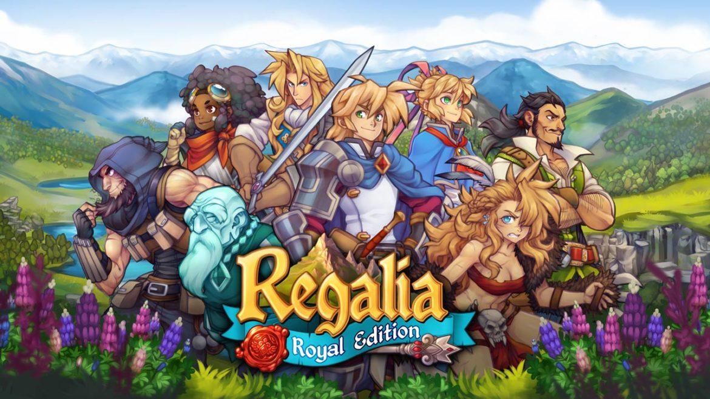 Regalia : Royal Edition MeP