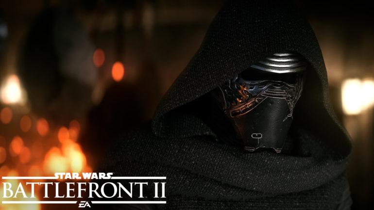 Star Wars: Battlefront II - Kylo Ren