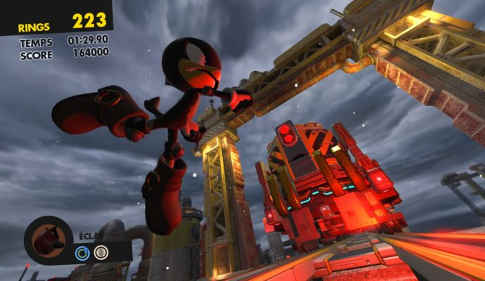 Sonic Forces - Gameplay