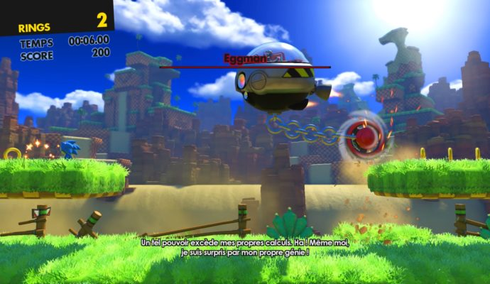Sonic Forces - Boss