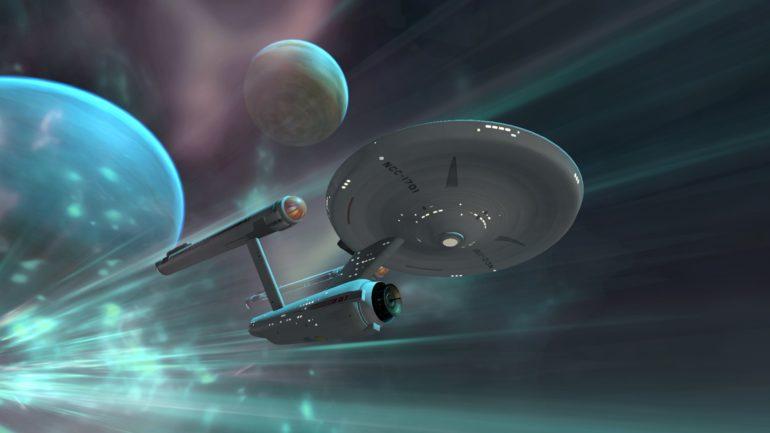 Star Trek: Bridge Crew USS Aegis