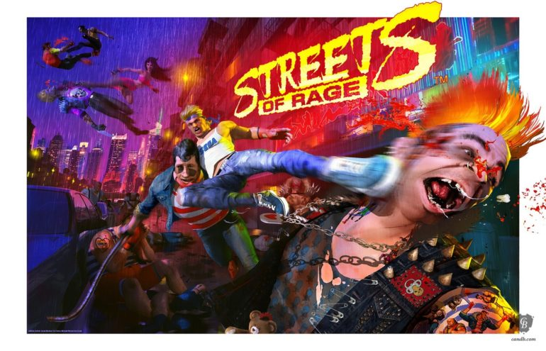 Streets of Rage logo