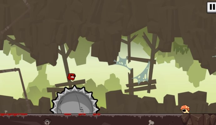 Super Meat Boy: Forever - 1