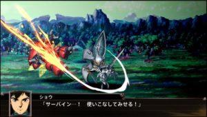 Super Robot Taisen X Combat 1
