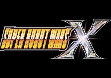 Super Robot Taisen X Logo