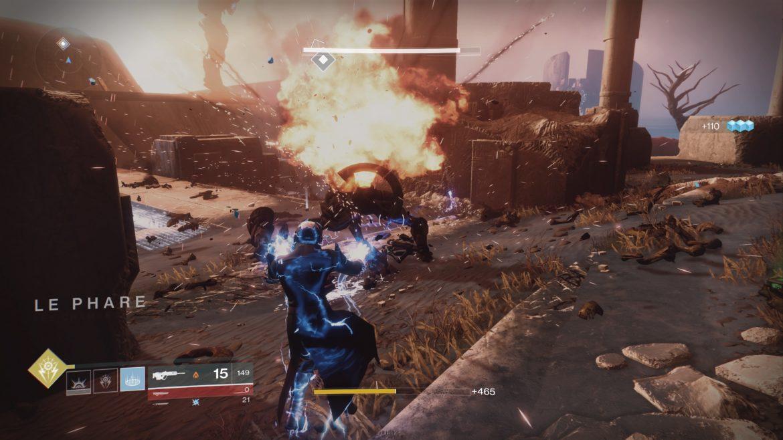 La deuxième extension de Destiny 2 leaké