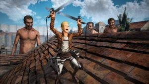 Attack on Titan 2 Thomas Wagner