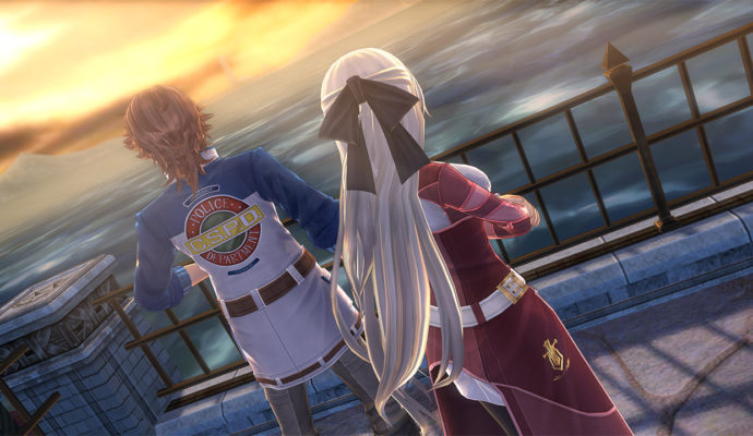 The Legend of Heroes: Trail of Cold Steel IV à la mer