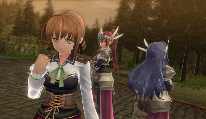 The Legend of Heroes: Trail of Cold Steel IV déterminé
