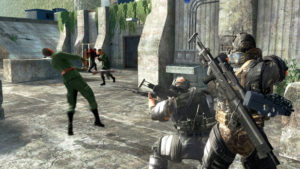 Games with Gold army of two