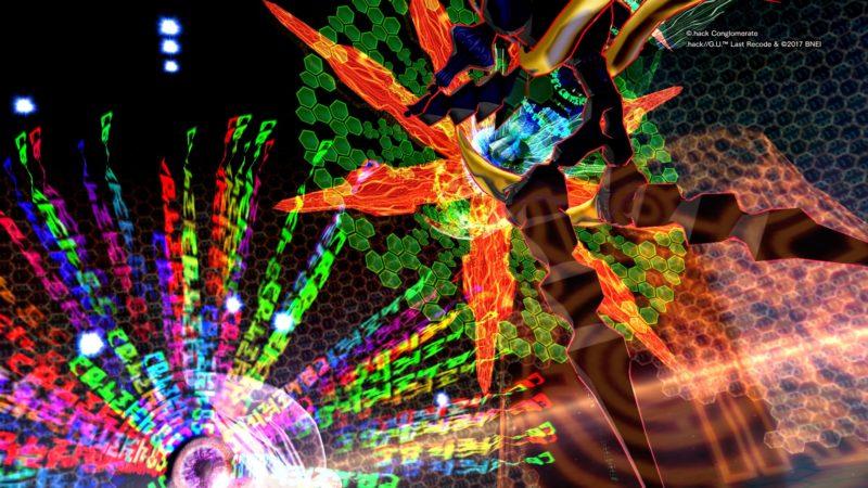 .hack//G.U. Last Recode Combat d'avatar