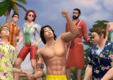 Les Sims 4 artwork