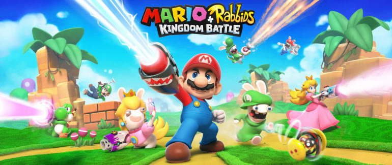 Mario + Lapins Crétins Kingdom Battle