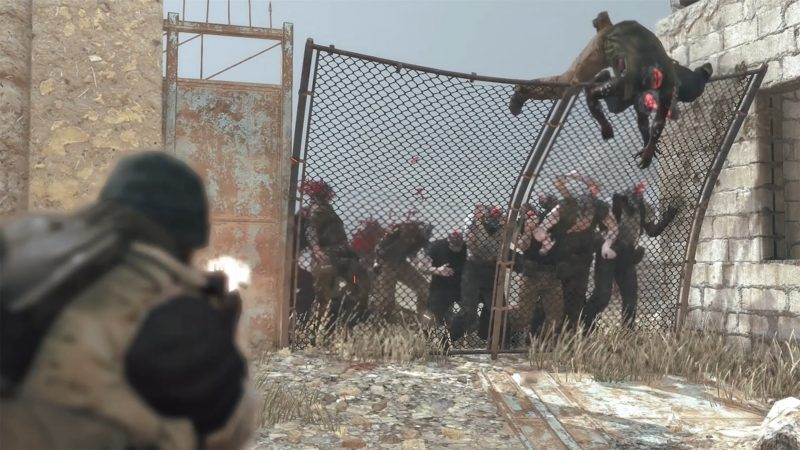 Metal Gear Survive aperçu