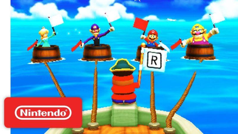 Mario Party: The Top 100 drapeau