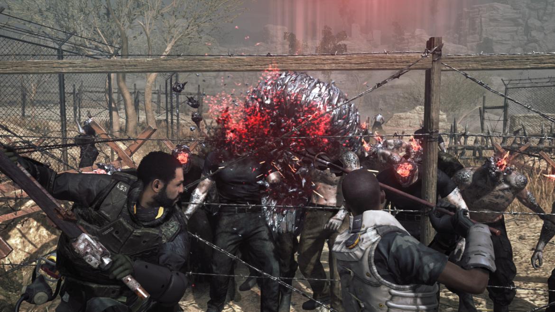 Metal Gear Survive coop
