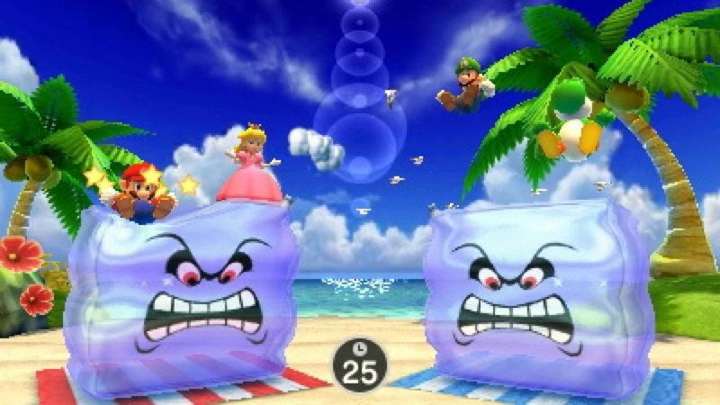 Mario Party: The Top 100 multi