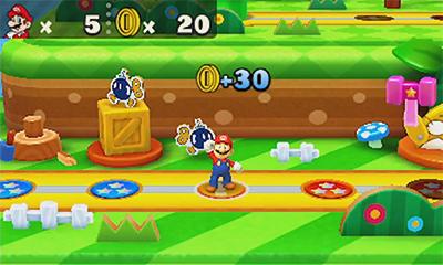 Mario Party: The Top 100 carte