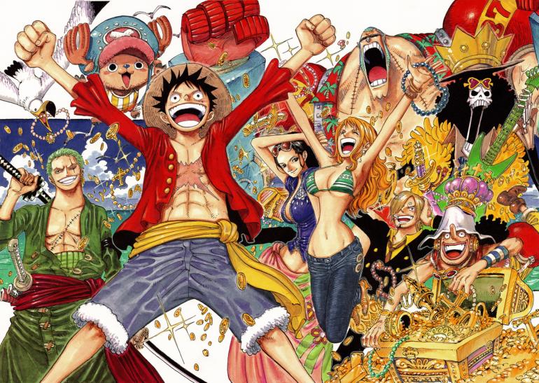 One Piece World Seeker One piece