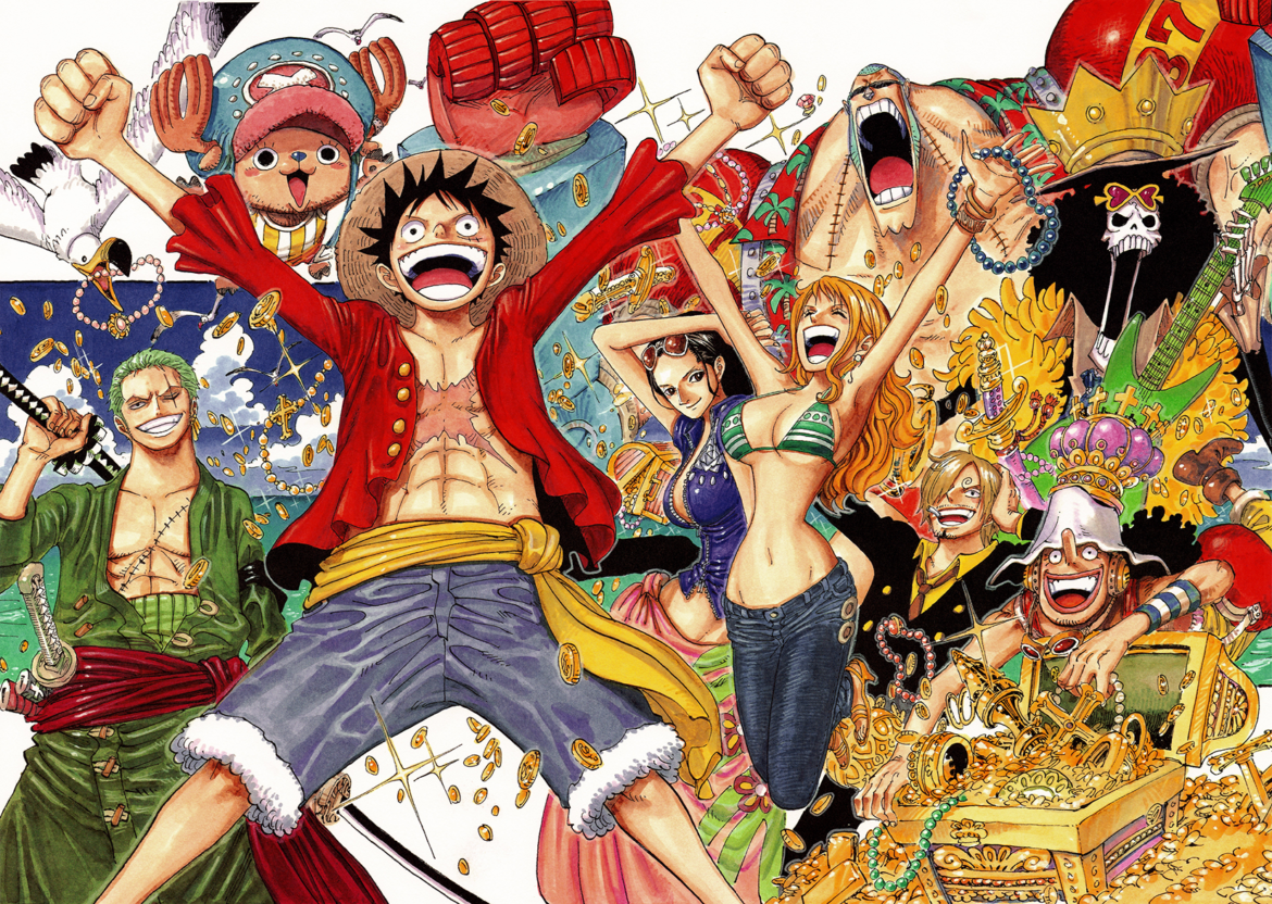 One Piece World Seeker One piece