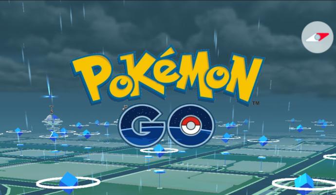 Pokémon GO météo