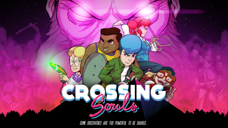 Crossing Souls affiche
