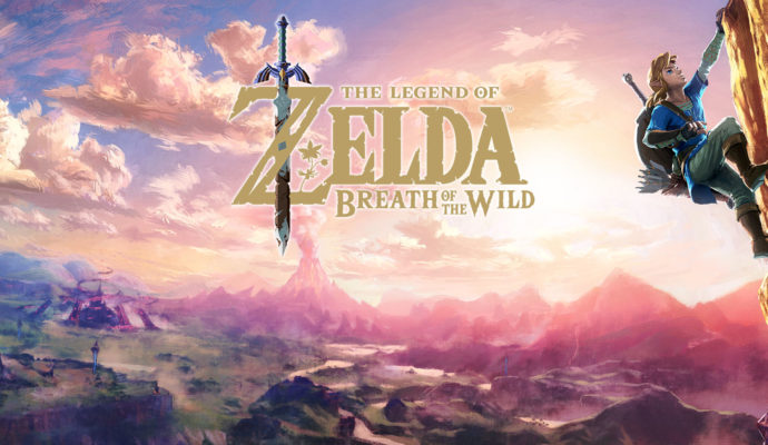 Game Awards Zelda Breath of the Wild