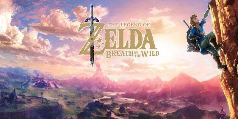 Game Awards Zelda Breath of the Wild