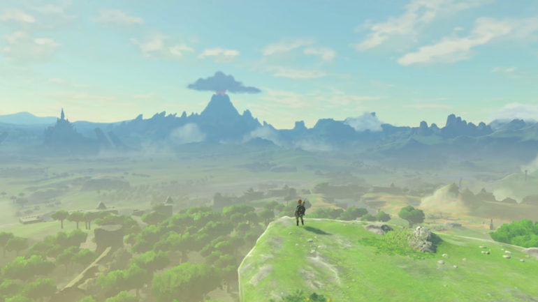 Game Awards Zelda Breath of the Wild 2