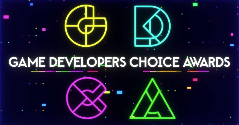 Logo des GDC Awards 2018