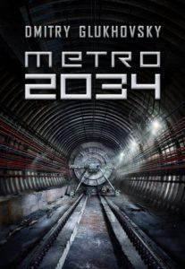 Métro 2034 couverture polonaise