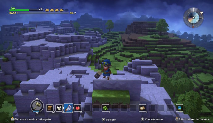 Dragon Quest Builders - L'escalade ça paie!!
