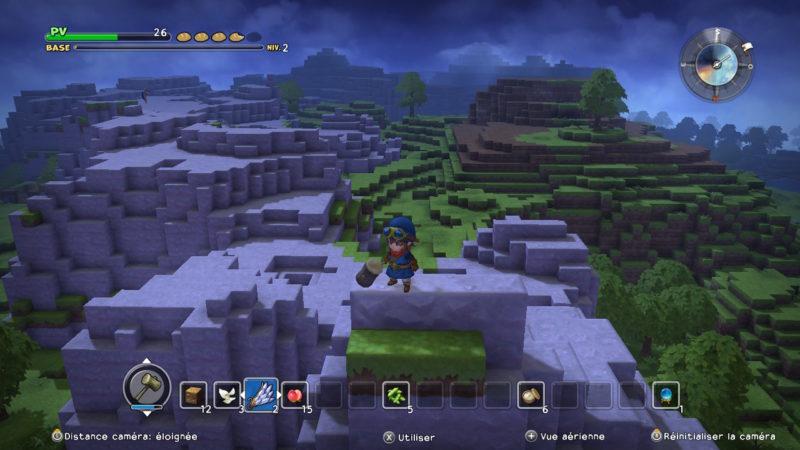 Dragon Quest Builders - L'escalade ça paie!!