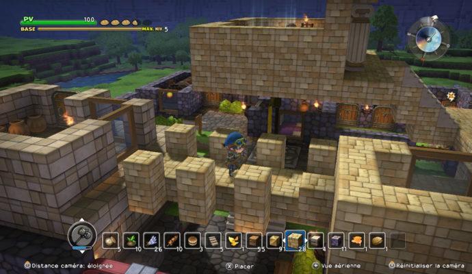 Dragon Quest Builders -une idée de ce qu'on peut faire (2)